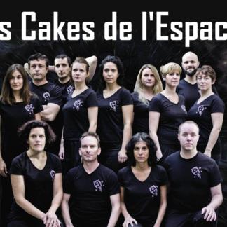 LES CAKES DE L'ESPACE (théâtre d'impro)
